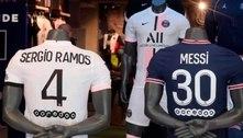 Rival? Nada disso! Sergio Ramos ofereceu casa para Messi em Paris