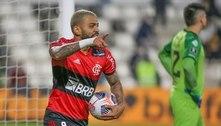 Com números absurdos pelo Flamengo na Libertadores, Gabigol ironiza: 'Me critiquem mais'
