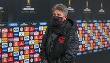 Renato relata injúria racial contra o Flamengo: 'Muito triste, isso choca'