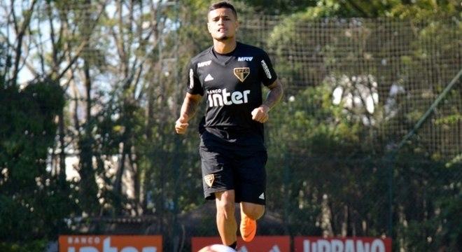 Desempenho ofensivo do São Paulo caiu muito após lesões de Everton