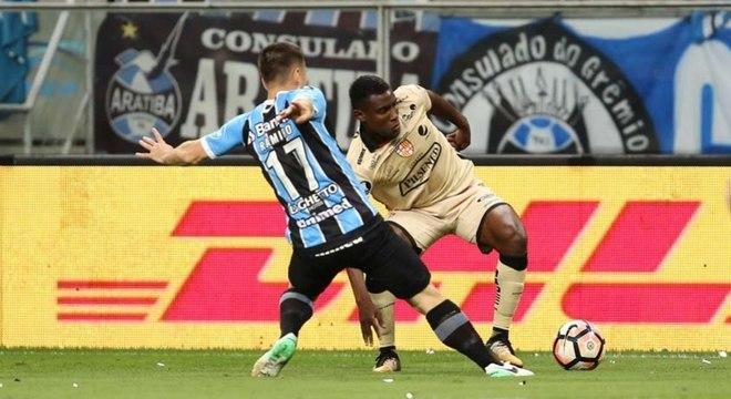 Palmeiras e Grêmio decidirão a vaga na final em casa