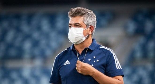 Ney Franco comandou o Cruzeiro por apenas sete jogos