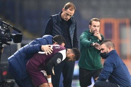 Neymar desistiu de retornar ao Barcelona