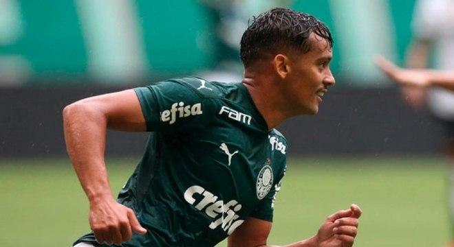 Gustavo Scarpa, improvisado, teve belíssima atuação contra o Ceará