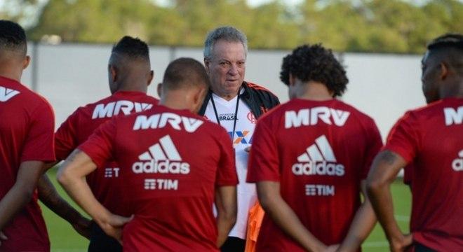 86f4e630f4 Flamengo enfrenta time alemão e visa título da Florida Cup - Lance ...