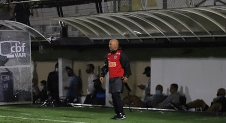 Samapaoli lamentou resultado em Bragança Paulista