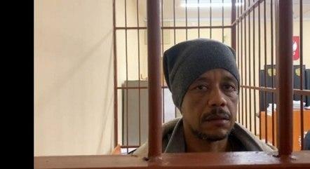 Robson está preso na Rússia desde novembro de 2019