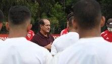 'Para ganhar, tem que querer mais', diz Muricy a jogadores do São Paulo