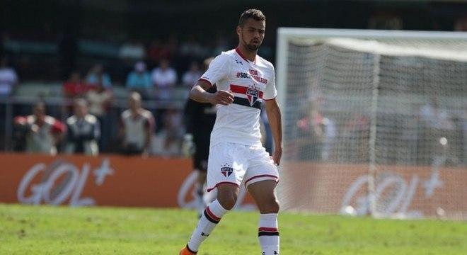 Lucão ainda tem contrato com o São Paulo