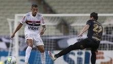 Zagueiro Diego Costa, do São Paulo, testa positivo para covid-19