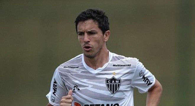 Nacho Fernández está liberado para estrear pelo Atlético-MG