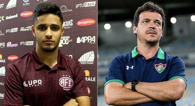 Léo Artur e Fernando Diniz voltarão a trabalhar juntos