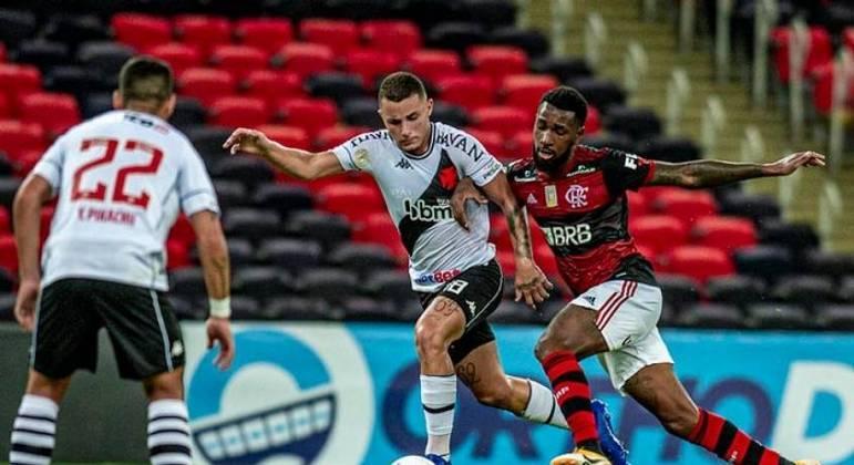 Confronto entre Flamengo e Vasco é um dos de maior rivalidade no Brasil