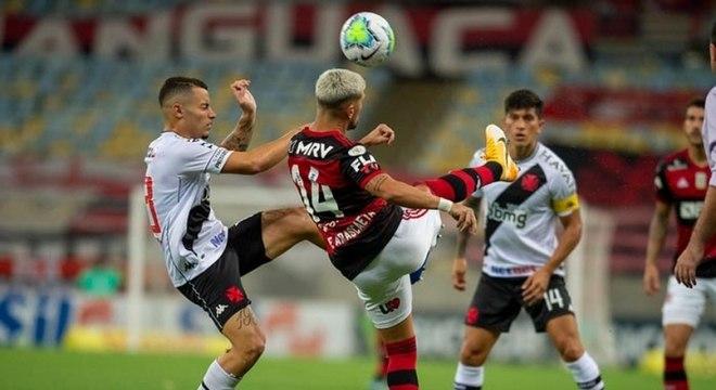 Flamengo e Vasco é um dos clássicos de maior rivalidade no Brasil