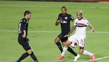 Com dores no adutor, Luciano será reavaliado pelo São Paulo nesta terça