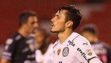 Impecável: Raphael Veiga nunca perdeu um pênalti pelo Palmeiras