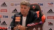Renato diz que realiza sonho no Flamengo: 'É como treinar seleção'
