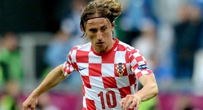 Modric na derrota da Croácia para Espanha por 6 a 0