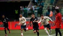 Com quatro pontos, Palmeiras é lanterna do segundo turno