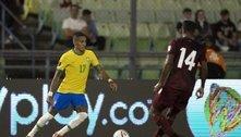 Brasil deve ter Raphinha no lugar de Gabigol no jogo contra o Uruguai