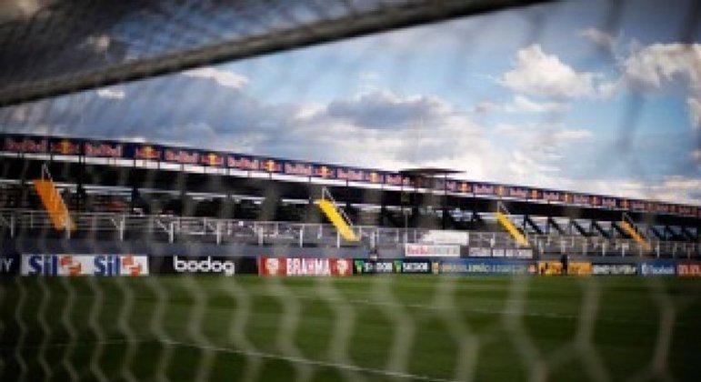 Bragantino enfrentou o Atlético-GO, nesta terça-feira (12)