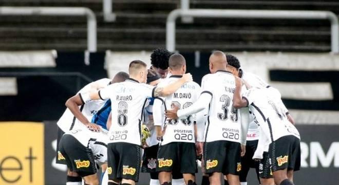 Jogadores do Corinthians estavam com três meses de salários atrasados