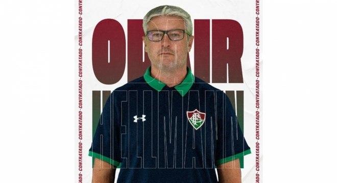 Odair Hellmann terá que mostrar bons resultados no Tricolor em 2020