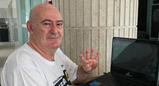 Andrés Rueda ficará no Santos de 2021 até 2023
