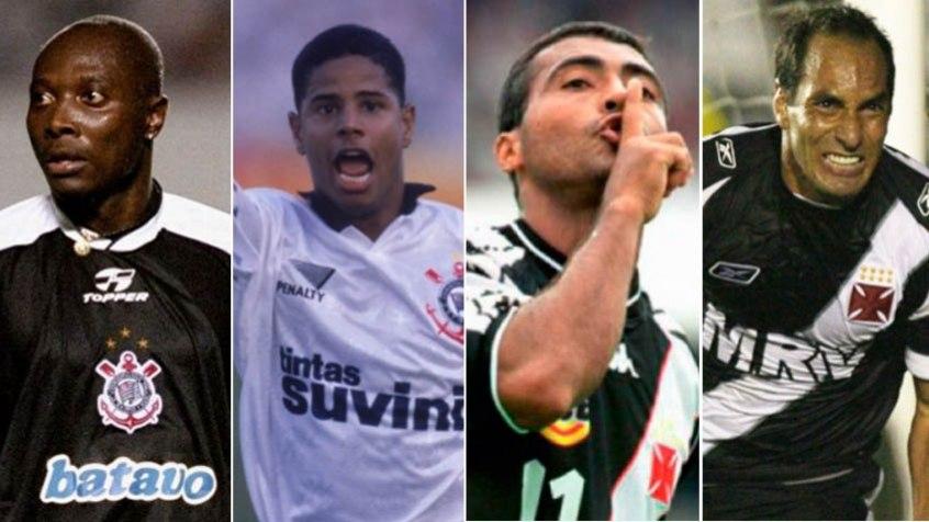 Por Onde Andam Jogadores De Vasco E Corinthians Do Mundial