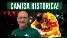 Ídolo do Palmeiras, Marcos volta a oferecer camisa 12 a Weverton, que se emociona