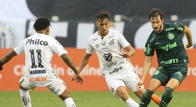 Palmeiras e Santos se enfrentarão no Maracanã no dia 30 de janeiro