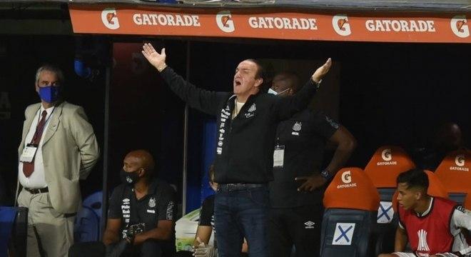 Cuca busca o seu segundo título de Libertadores da carreira