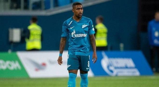 Malcom foi a contratação mais cara da história do Zenit