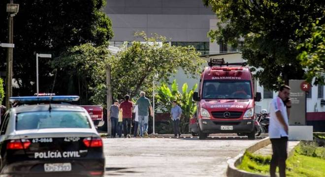 Incêndio atingiu o CT Ninho do Urubu no dia 8 de fevereiro