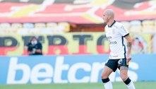 Sexteto treina e deve reforçar o Corinthians na Copa do Brasil