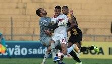 Luciano dispara contra a FPF: 'Tem que rever os árbitros que colocam'