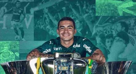 Dudu deixou o Palmeiras por empréstimo