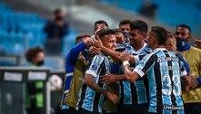 Sul-Americana: Grêmio bate Lanús, mantém 100% e encaminha vaga