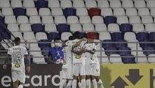 Em jogo com protestos, Atlético-MG vence e se classifica na Libertadores