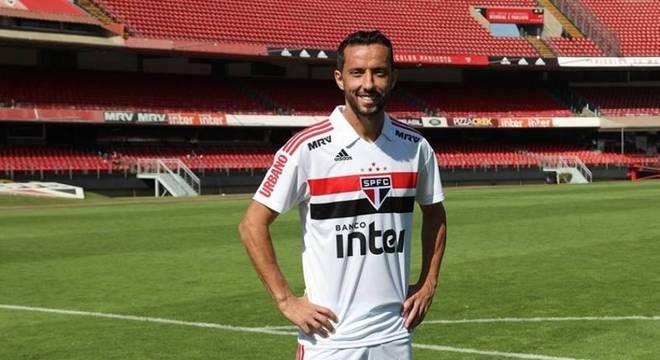 Nenê no São Paulo: 29 jogos e 10 gols