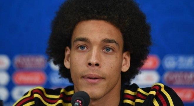 Witsel quer ver o povo  belga orgulhoso e festejando o terceiro lugar na Copa