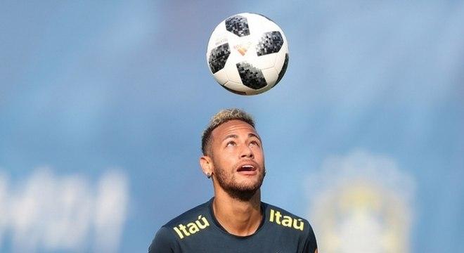 Clube espanhol negou existência de propostas por Neymar