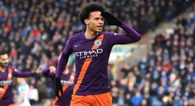 Sané se aproximar de renovar o contrato com o Manchester City