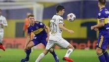 Atlético-MG fica no 0 a 0 com o Boca Juniors em Buenos Aires