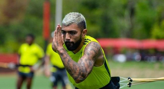 Gabigol é o artilheiro do Flamengo na temporada