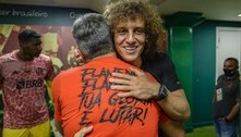 David Luiz explica opção pelo Flamengo: 'Senti o amor da torcida'