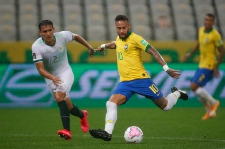 Neymar enfrenta a seleção do Peru, nesta terça