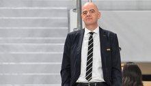 Presidente da Fifa defende Copa a cada dois anos: 'Por que não?'
