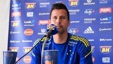 Fábio confirma paralisação dos jogadores do Cruzeiro pelos constantes atrasos salariais