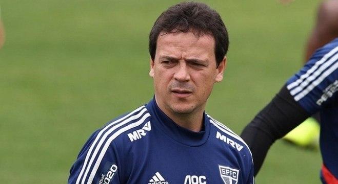 Fernando Diniz, por enquanto, é o nome da diretoria são-paulina para 2020